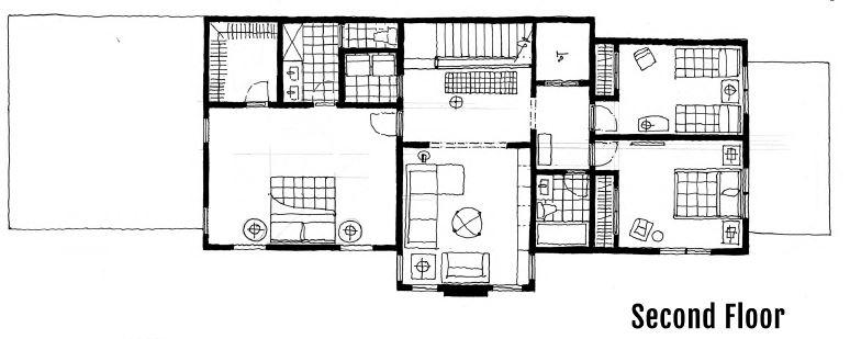 Saunders Second Floor